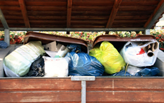 Take control of your waste sorting routine