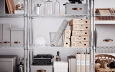What type of shelving fits your needs?