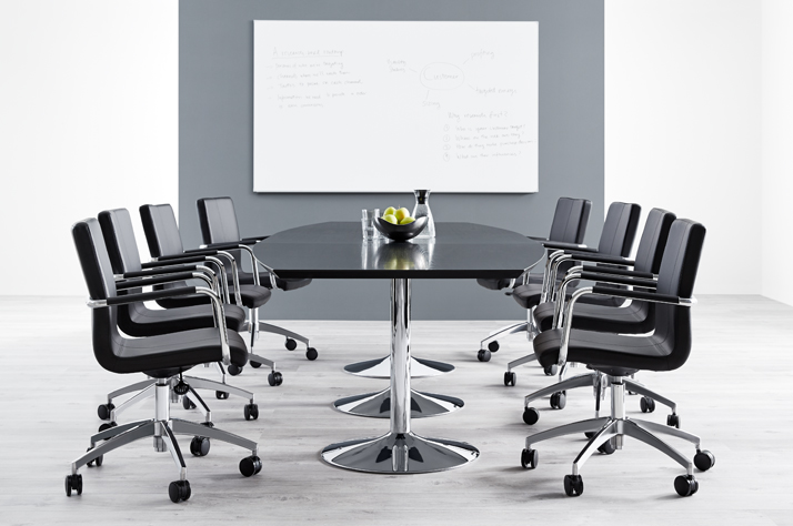Diverse Variety of Furniture and Important Accessories for Office Conference Rooms