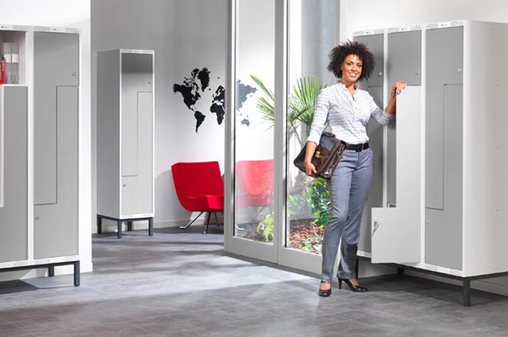 Secure Storage Lockers for Personal Belongings