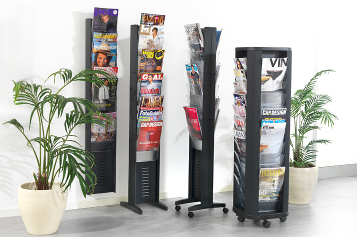 5 Things to Consider When Buying Display Stands and Racks