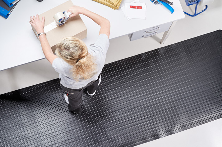 Stay Safe in the Workplace with Commercial Matting