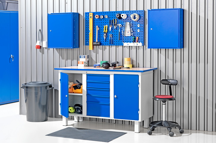 Furnishing Requirements of Industrial Workshops