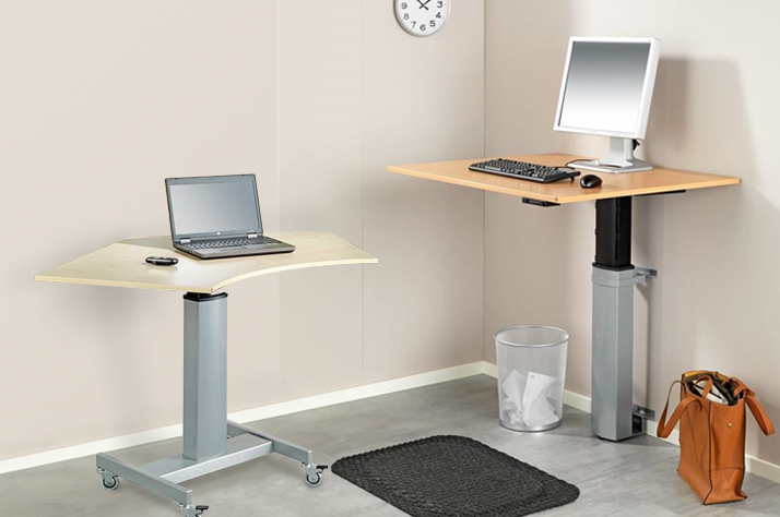 How the Right Desks Can Lead to Increased Productivity