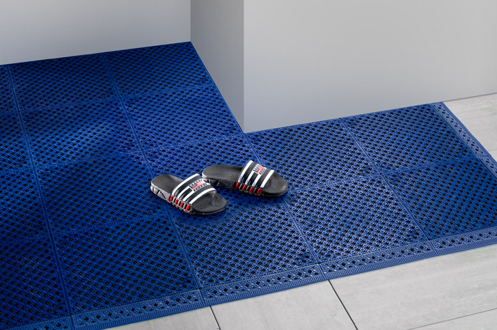 Non Slip Matting and Other Ways to Keep Wet Areas Safe