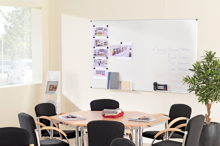 How to Use Magnetic and Mobile Whiteboards