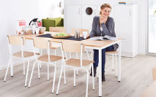 Make your lunchroom a creative place