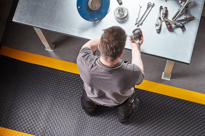 Anti-fatigue Mats for Workplaces