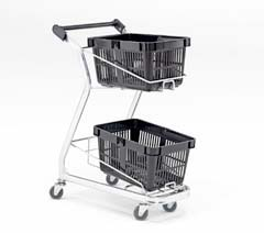 Kolica za dostavu i kupovinu