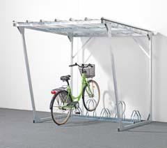 Cycle hoops, racks & shelters