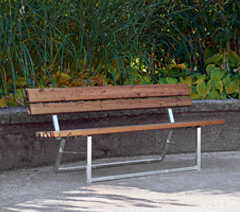 Park & picnic benches