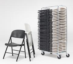 Chair trolleys & table trolleys