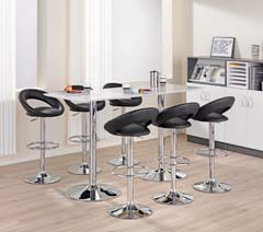 Krzesła i stołki barowe