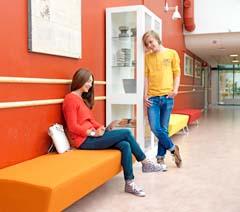 Garderobe og inngangsparti
