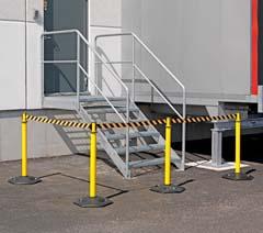Perimeter barriers & Parking bollards