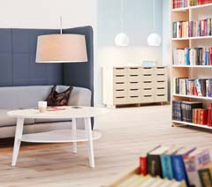 Bibliotekmøbler