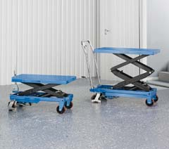Wózki podnoszące