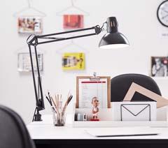 Skrivbordslampor