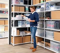 Archive & office shelving