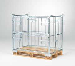 Pallecontainere