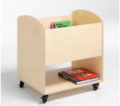 Wózki biblioteczne