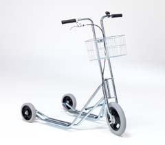 Platform scooters
