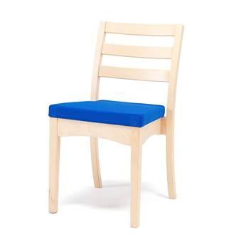 Lunchrumsstol, Bok/Blå