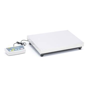 Bench scales, large, 150 kg load, 50 g (EU plug)