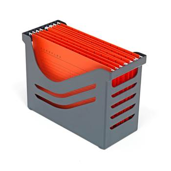 Suspension file box