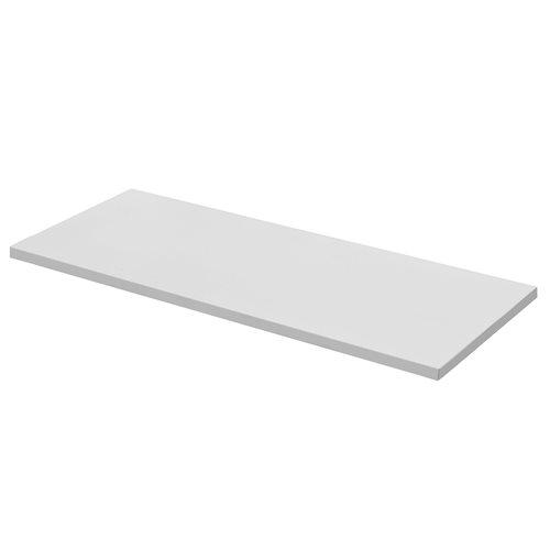 Great value storage shelf: grey: 800 mm