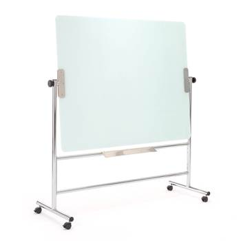Glass revolving board, 1200x900mm
