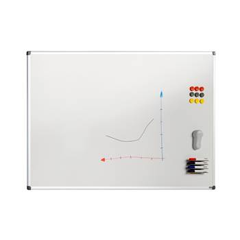 Budget whiteboard, 1200x900 mm