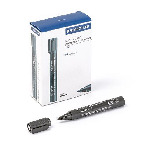 Staedtler ® permanent markers: 10-pack