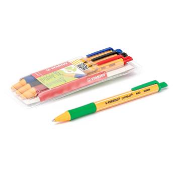 Długopisy STABILO 4 szt