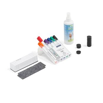 Starter set of whiteboard accessories