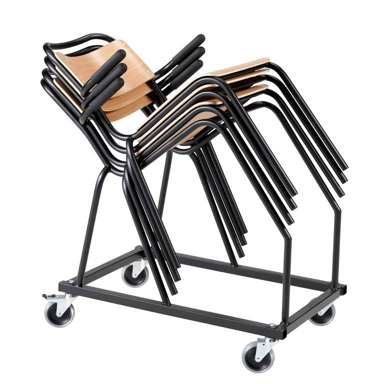 """Trolley for the """"Flora"""" chair"""