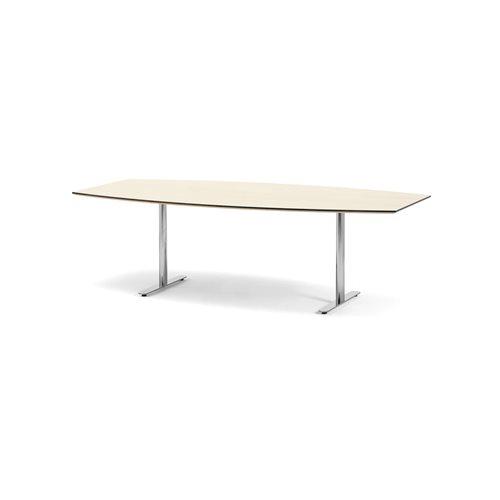 Stół konferencyjny o wym 720x2400mm, Stelaż chrom