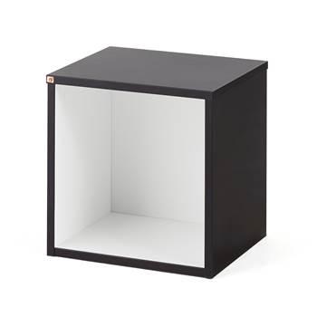 """Nomad"" wall mountable box shelf"