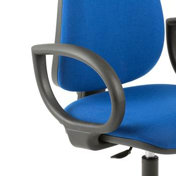 """""""Soft"""" factory chair: armrests"""