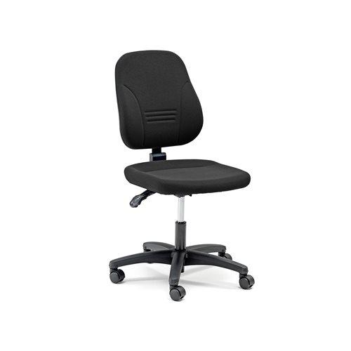 Office chair: black