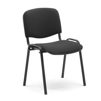 Konferencijska stolica, crna/crna