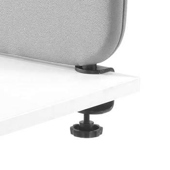Uchwyt do montażu ścianki na biurku