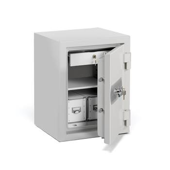 Fireproof document safe, keylock, 640x490x465 mm, 45 L