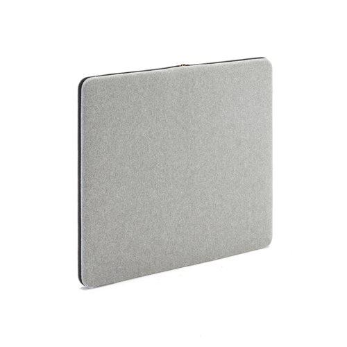 #en Sound absorbant panels, 800x650 mm, light grey