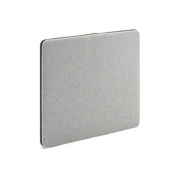 Sound absorbant panels, 800x650 mm, light grey