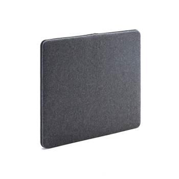#en Sound absorbant panels, 800x650 mm, dark grey