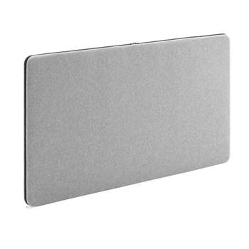 Sound absorbant panels, 1200x650 mm, light grey