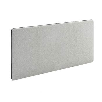 #en Sound absorbant panels, 1400x650 mm, light grey