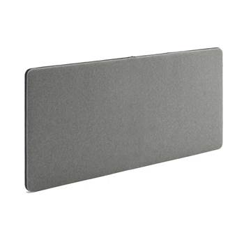 Sound absorbant panels, 140x650 mm, grey