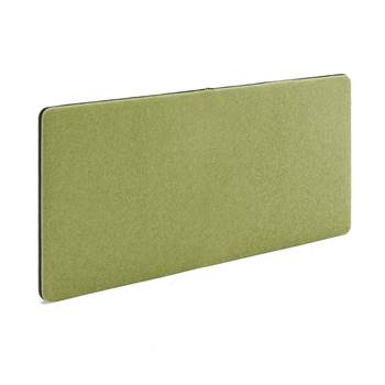 Sound absorbant panels, 1400x650 mm, green